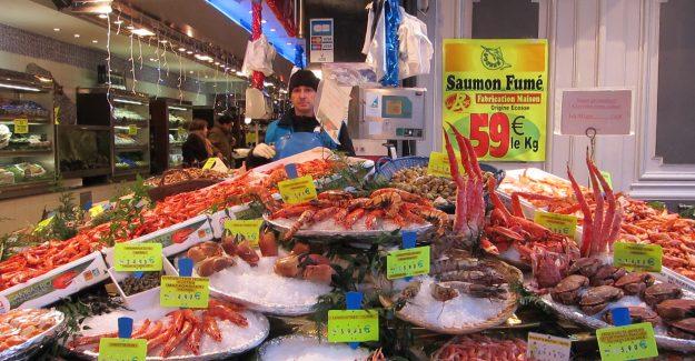 food market rue Poncelet - 2