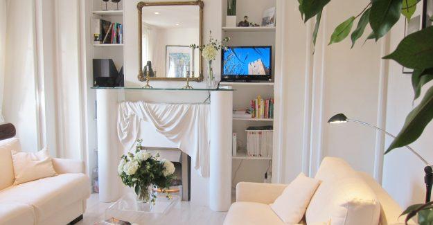 sitting-room rue Poncelet