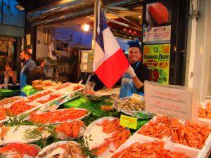 Fischhaendler rue Poncelet
