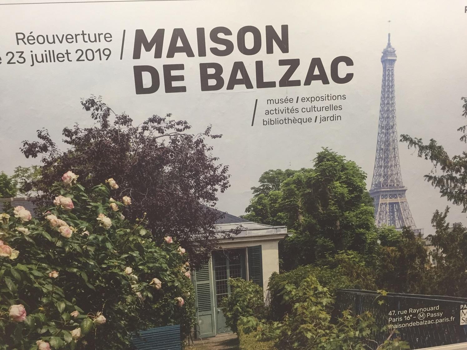 Museum Honoré de Balzac Paris