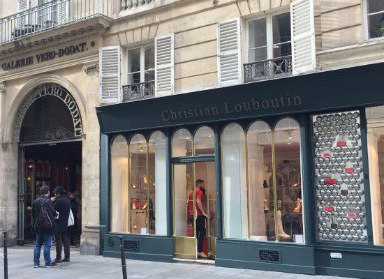 Luxus pur - Schuhe von Louboutin