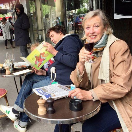 Paris - Brasserie Dada
