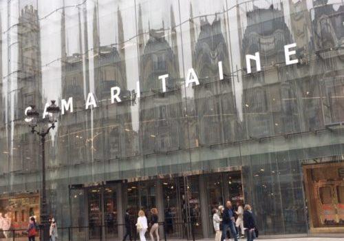 La Samaritaine in Paris