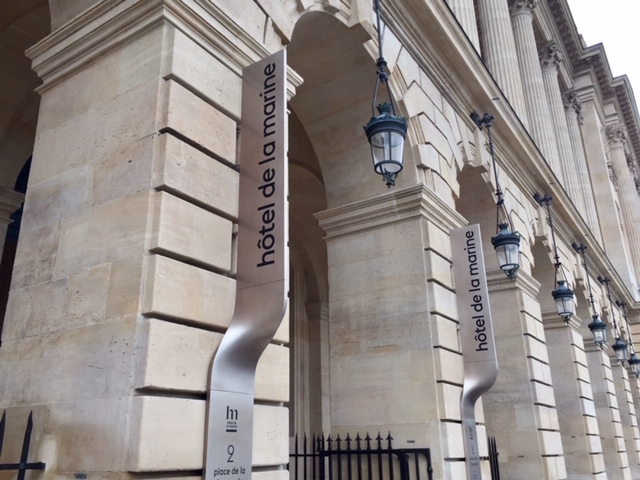 Hotel de la Marine - das neue Museum in Paris